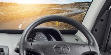 Tata Ace Front Dashboard