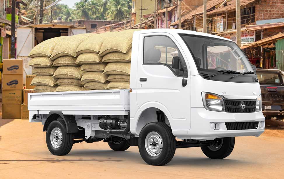 Tata Ace Loading Capacity