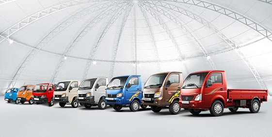 Tata Ace Models