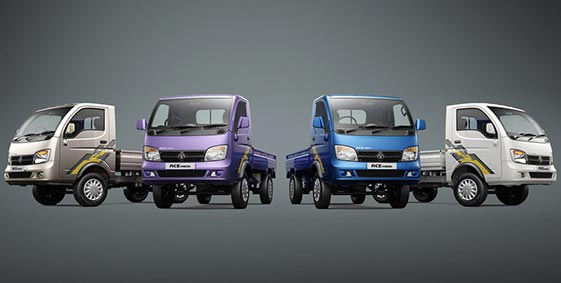 Tata Ace SCV Models