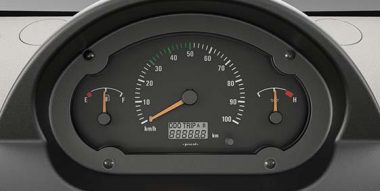 Tata Ace Mini Truck Speedometer