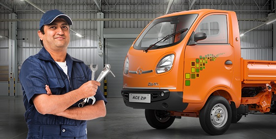 Tata Ace Mini truck Maintenance