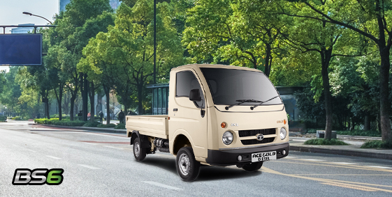 What are the new features of Tata Ace Gold BS6 Diesel?