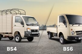 What is the Difference Between the Tata Ace BS4 and BS6 Mini Trucks?