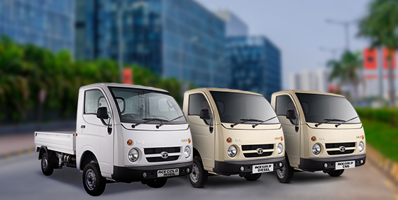 Tata Ace Gold - The Best Vehicle for Employment