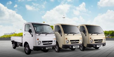 Tata Ace Gold - Exterior Specifications and Ground Clearance