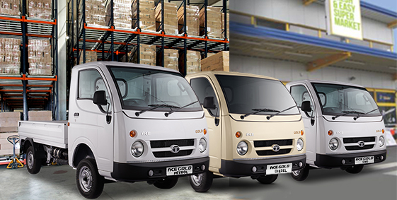 Wide Range of Applications on Tata Ace