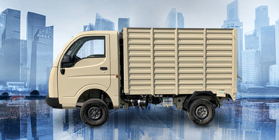 Take your Business to New Heights with the Tata Ace Petrol High Deck