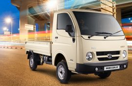 Succeed with Tata Ace Gold Petrol CX, Leave the 3-Wheelers Behind!