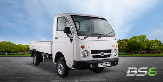 What is the Price & Mileage of Tata Ace Gold BS6 CNG?