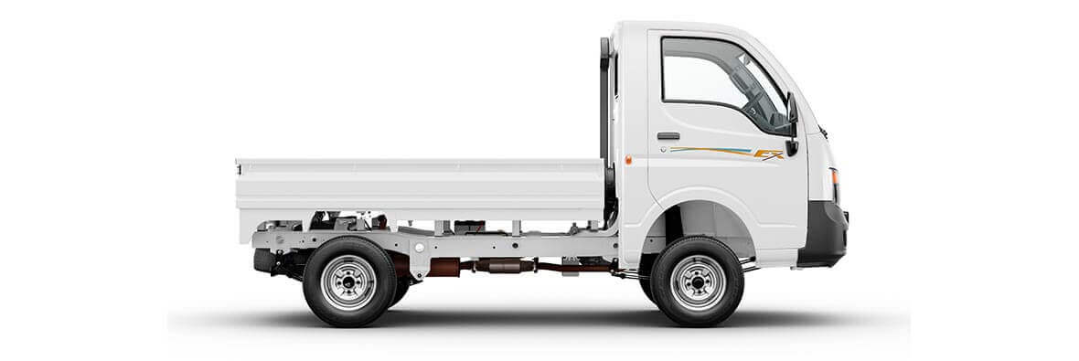 Tata Ace Ex White Driver Side