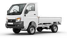 Tata Ace White LH view Small