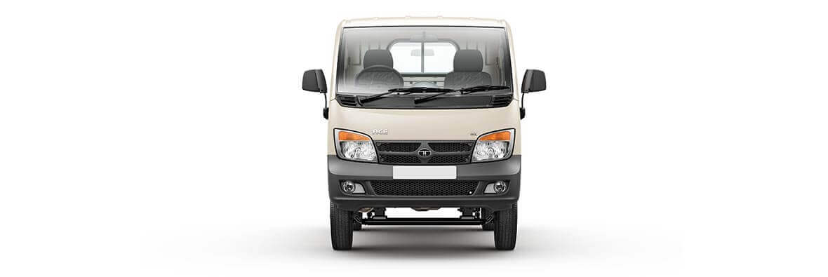 Tata Ace Ivory front view