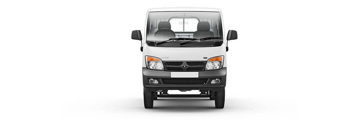 Tata Ace White Ex Front View
