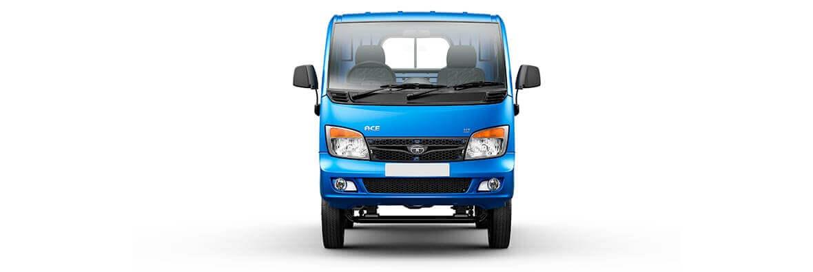 Tata Ace Blue colour Front View