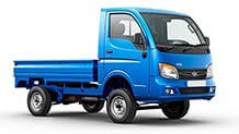 Tata Ace HT Blue RH view
