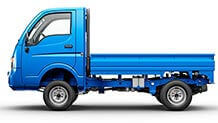 Tata Ace HT azure Blue