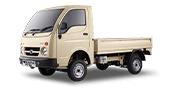 Tata Ace Blue LH View