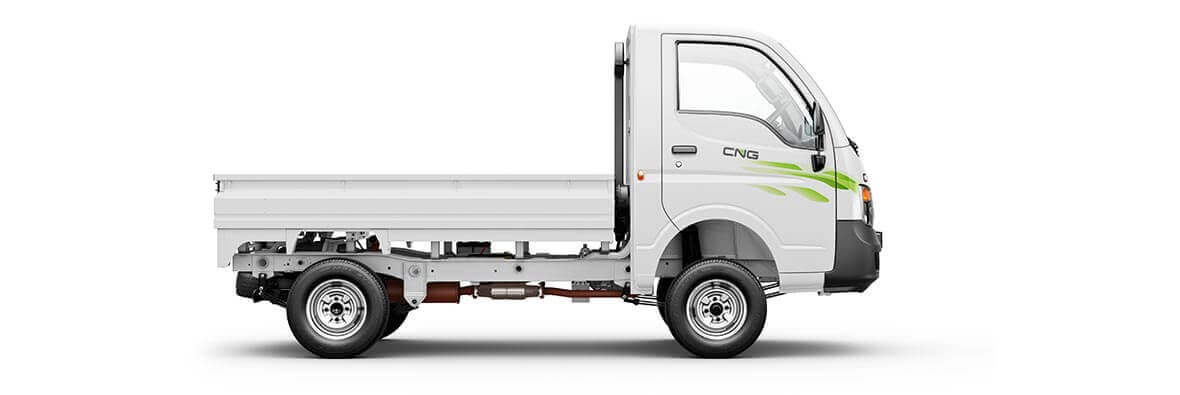 Tata Ace White CNG