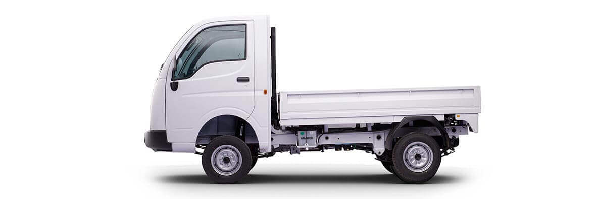 Tata Ace Gold Flat Left Side view