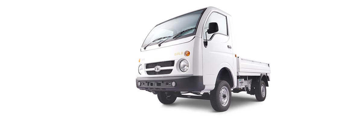 Tata Ace Gold Flat LH side view