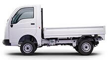 Tata Ace Gold Flat Left Side small view