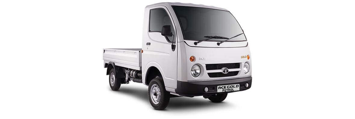 Tata Ace Gold RH Plain View