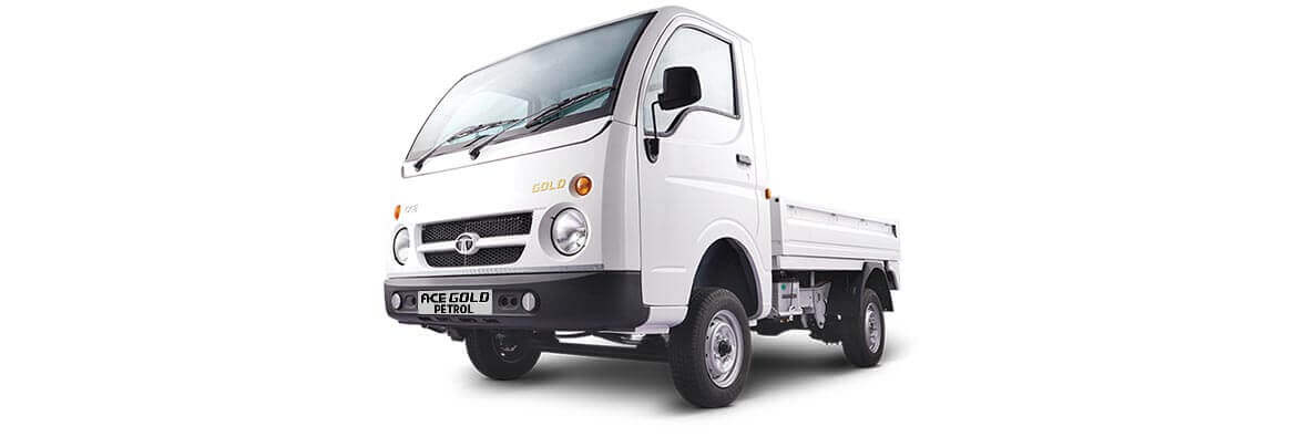 Tata Ace Gold Plain LH view