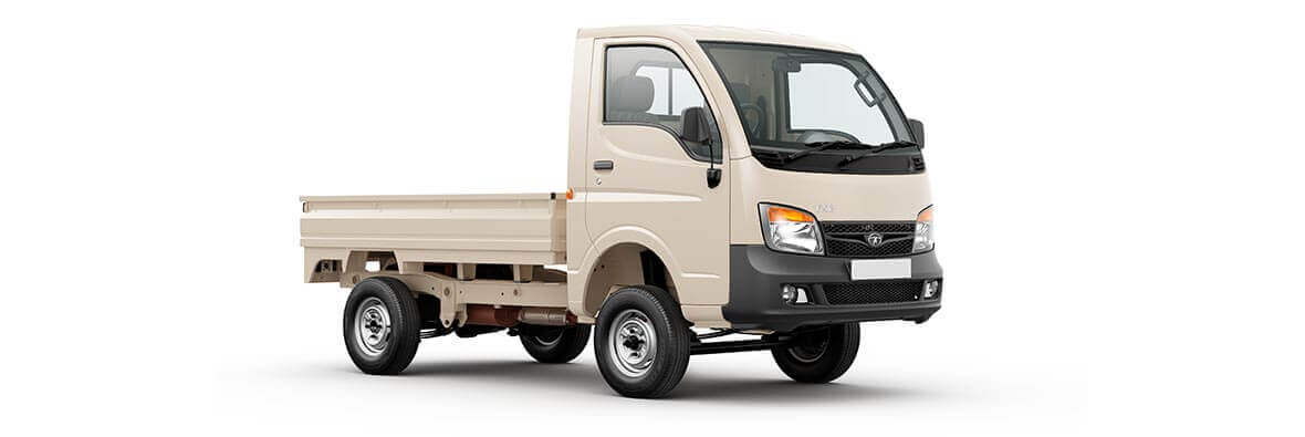 Tata Ace HT Driver Side