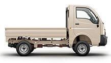 Tata Ace Cream Driver View