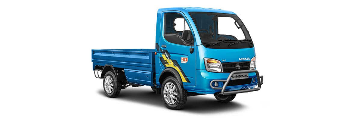 Tata Ace Mega XL Driver Side