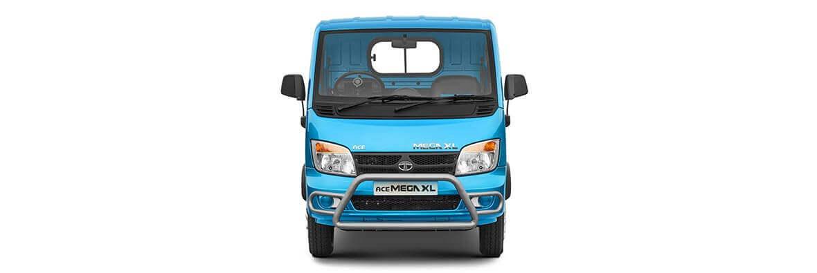 Tata Ace Mega XL Front Angle