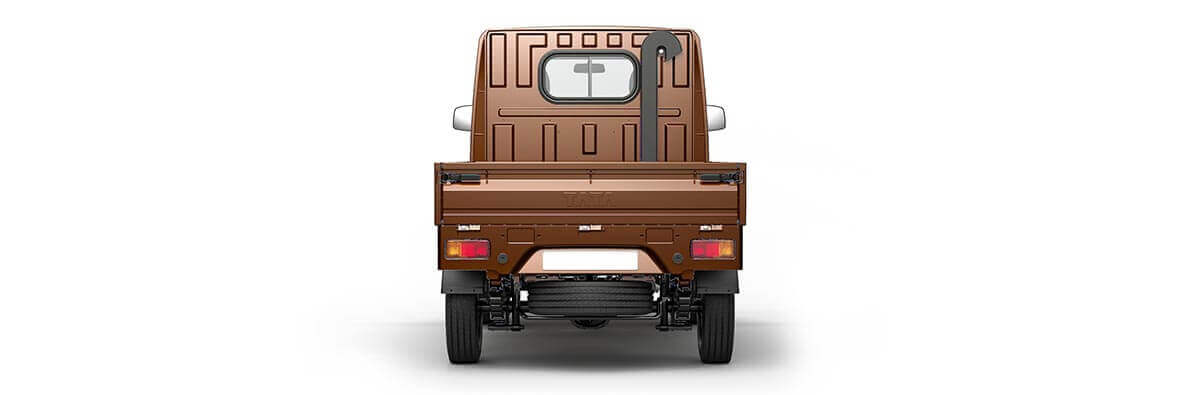 Tata Ace Mega Xl Urban Bronze