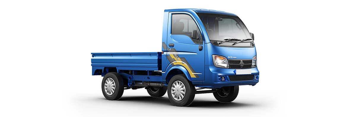 Tata Ace Mega Azure Blue