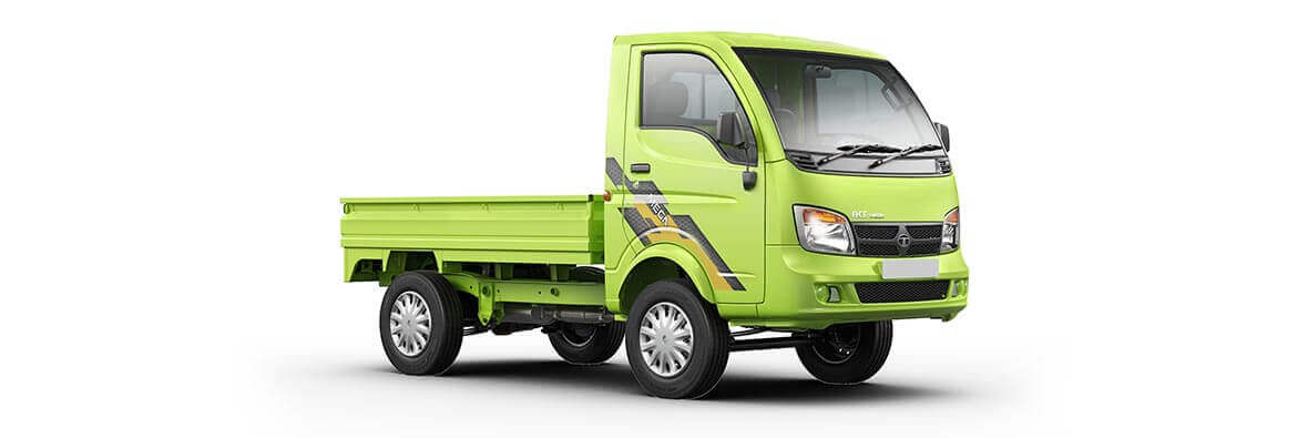 Tata Ace Mega Exterior Flat side view