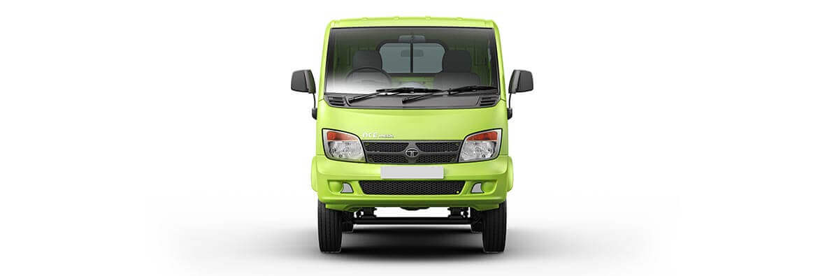 Tata Ace Mega Plain Front View