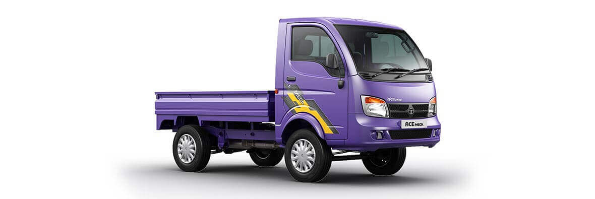 Tata Ace Mega Rh View