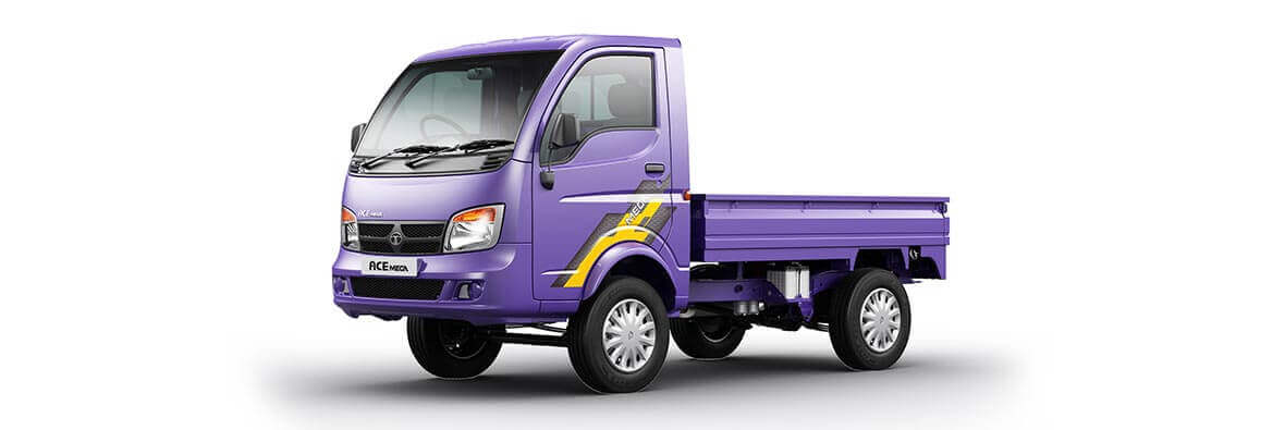 Tata Ace Mega Lh View