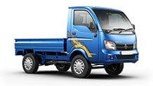 Tata Ace Mega Blue Exterior small view
