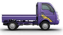Tata Ace mega Flat RH side view