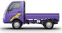Tata Ace Mega Side View