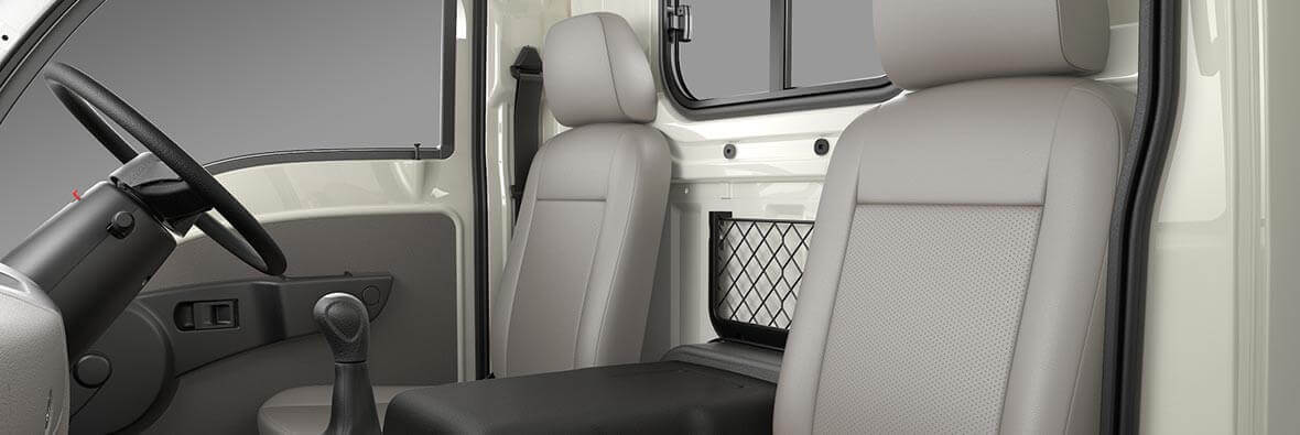 Tata Ace Mega Driver And Co Driver Seat