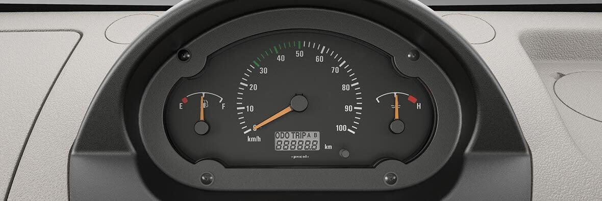 Tata Ace Mega Driver Console