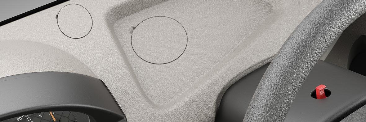 Tata Ace Mega Utility Dashboard