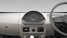 Tata Ace Mega Interior Complete Dashboard