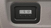 Tata Ace Mega Digital Clock