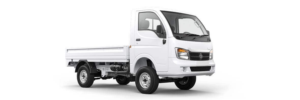 Tata Ace XL Flat RH Side view
