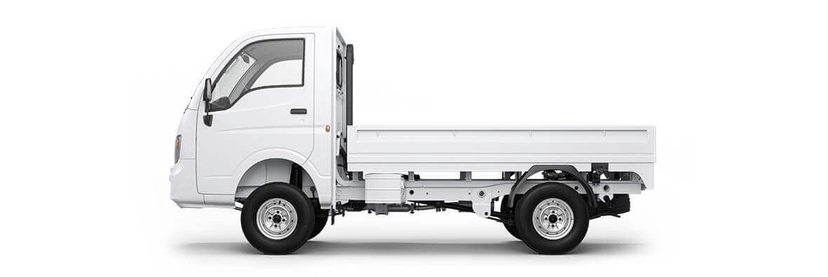 Tata Ace XL Flat side view