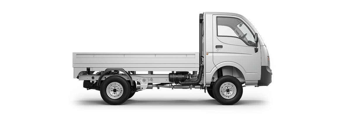 Tata Ace XL Metallic RH view