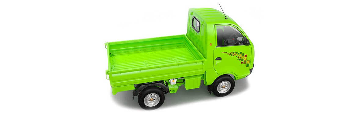 Tata Ace Zip XL Spacious Container